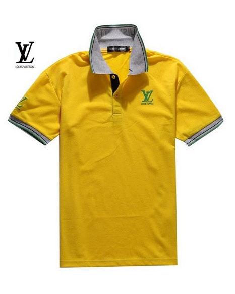 360f0c801ac8 Tee Shirt Louis Vuitton Courtes Jaune-53 - Tee Shirt Louis Vuitton ...