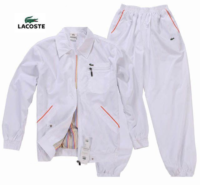 d2e23a5d3b5 Survetement Lacoste Homme Blanc-11 - Survetement Lacoste Homme Blanc ...