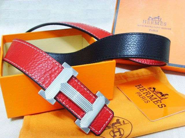 Hermes Ceinture Rouge AAA-43 - Hermes Ceinture Rouge AAA-43 pas cher 70d2bf57842