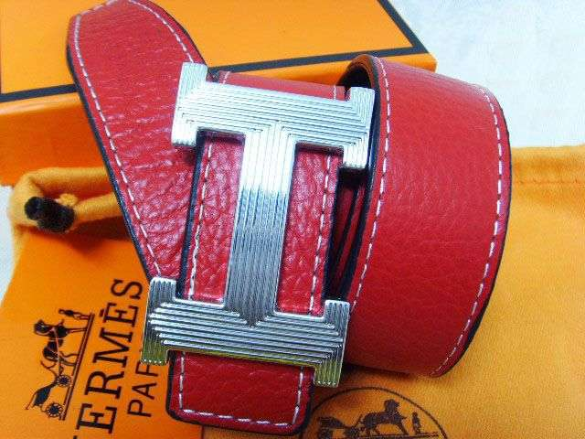 Ceintures Hermes Rouge AAA-44 - Ceintures Hermes Rouge AAA-44 pas cher 5e91b1f3c41