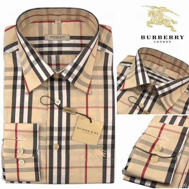 Chemise Burberry Homme Longue-18 - Chemise Burberry Homme Longue-18 ... 1bcdb411f9d