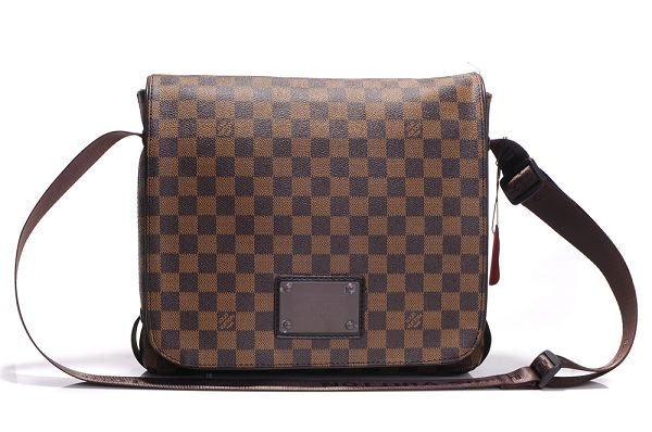 Sac Louis Vuitton Noir et Damier Canvas-13 - Sac Louis Vuitton Noir ... b97d7cdc075