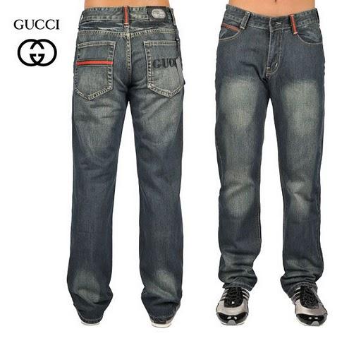 Jean Gucci Homme Gris-29 - Jean Gucci Homme Gris-29 pas cher 55e4ba93278
