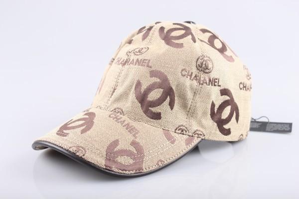 Casquette Chanel Gris AAA-1 - Casquette Chanel Gris AAA-1 pas cher a00c43e37ea