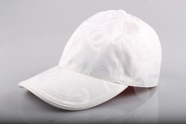 Casquette Chanel Blanc AAA-3 - Casquette Chanel Blanc AAA-3 pas cher 22075dbd1c7