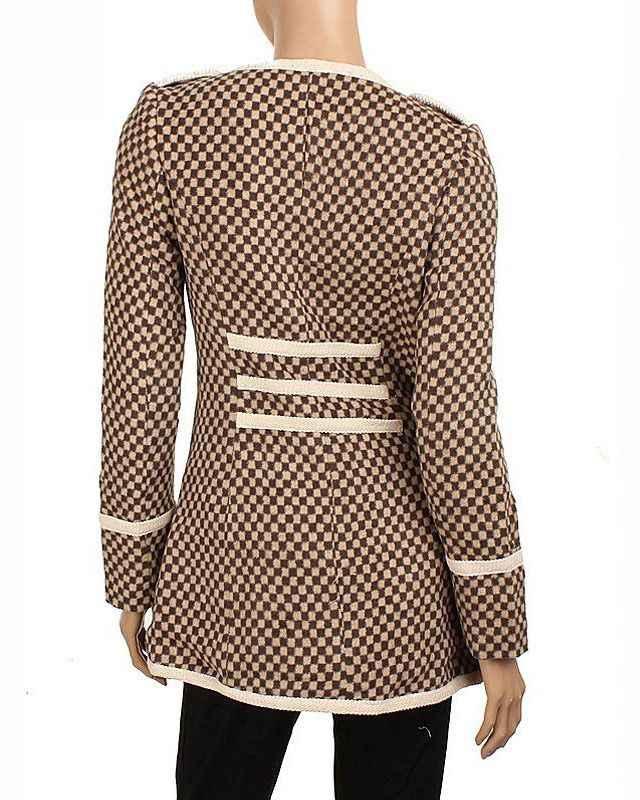 723c16b52939 Veste Louis Vuitton Femme Marron-14 - Veste Louis Vuitton Femme ...