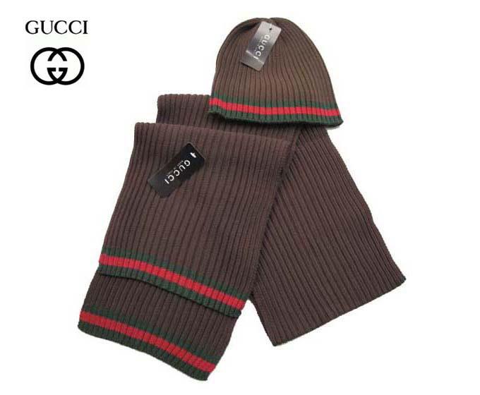 Casquettes Gucci Marron-122 - Casquettes Gucci Marron-122 pas cher d91fb0f2578
