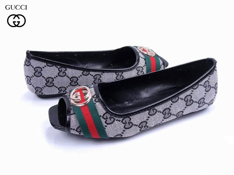 5d37cf4de752 Nouveaux Chaussure Gucci Femme Gris-430 - Nouveaux Chaussure Gucci ...
