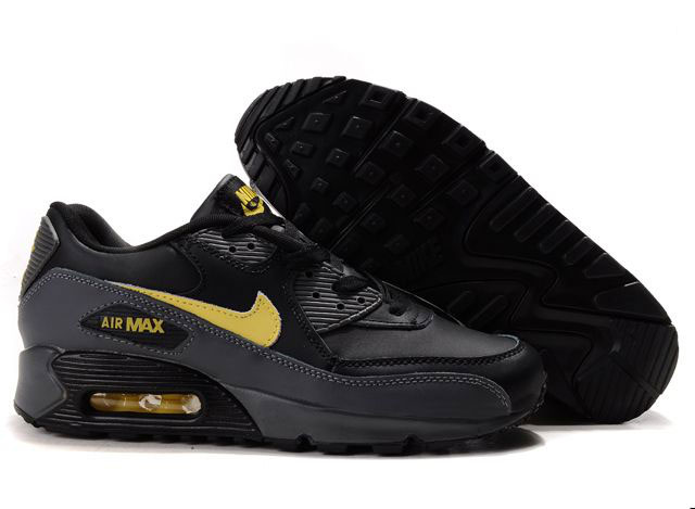 air max 90 homme jaune