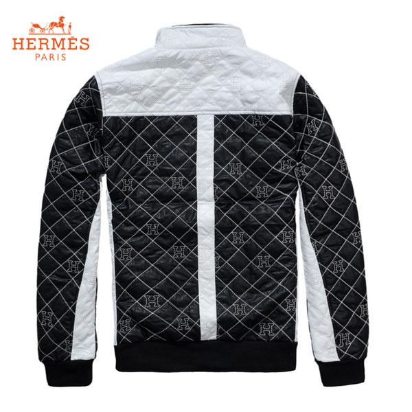 ... Solde Hermes Veste Homme Manches Longue Noir et Blanc-3 · See Larger  imageSee ... cd348e12687