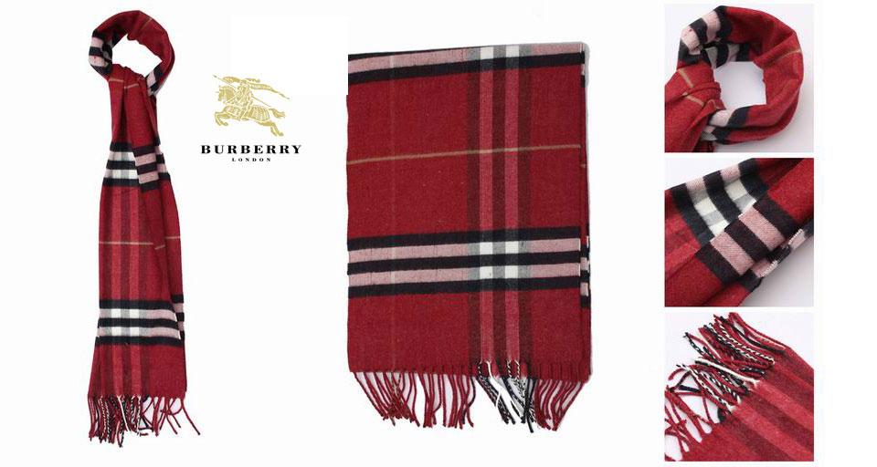 Prix Écharpe Burberry Rouge-249 - Prix Écharpe Burberry Rouge-249 ... 201df875c08