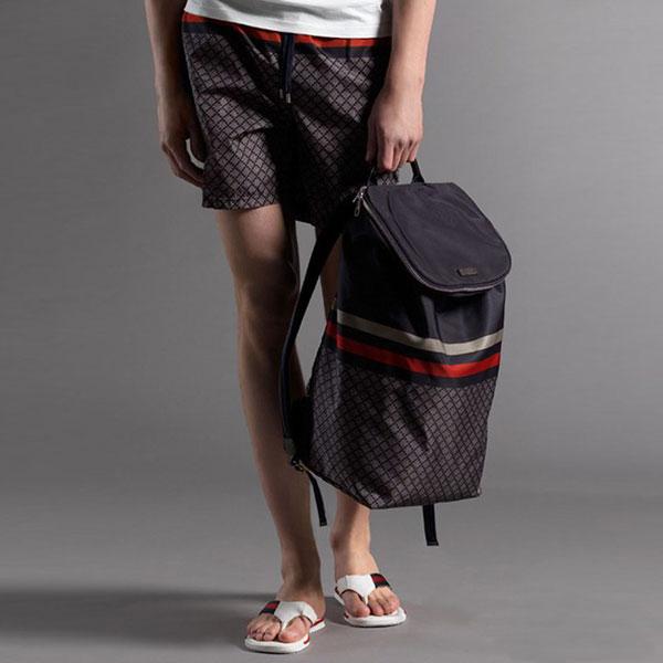 2f0fd41f4990 Solde Pantalon Short Gucci Homme Marron-1 - Solde Pantalon Short ...