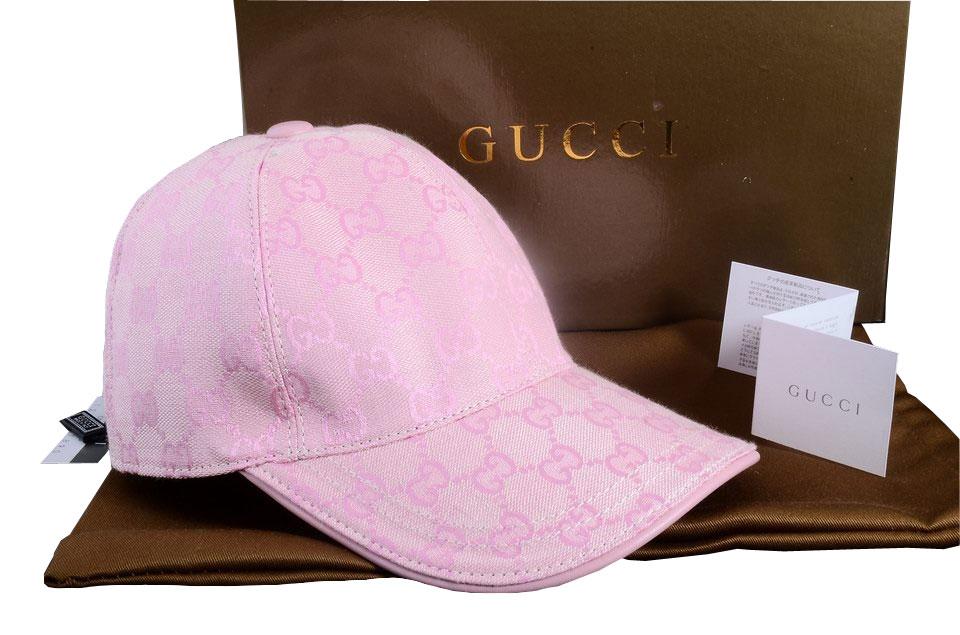 b387ff886a8b Casquette Gucci Rose-2 - Casquette Gucci Rose-2 pas cher